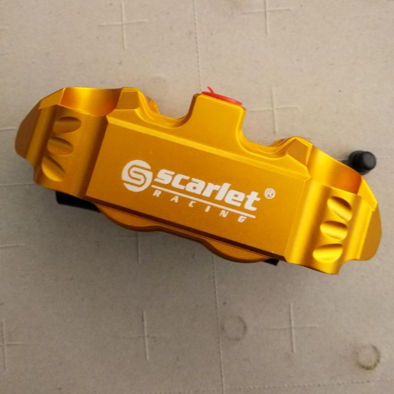 Mbmotor Scarlet Racing Caliper Motor Caliper Scarlet Dl14r 4piston Cnc By Cv Mbmotor.