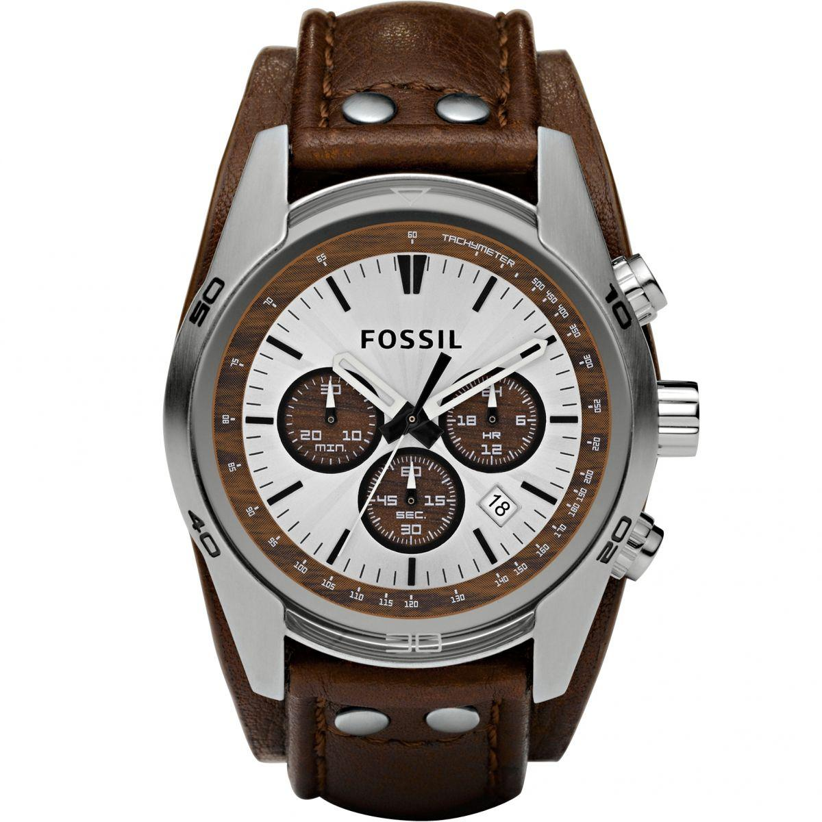 Buy Sell Cheapest Fossil Ch 3014 Best Quality Product Deals Jam Tangan Wanita Ch3016 Abilene Chronograph Light Brown 2565