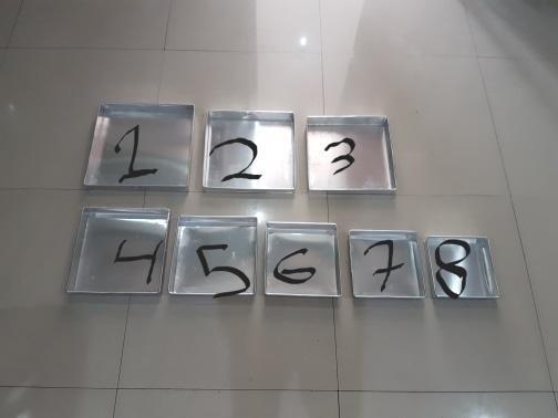Hot Item!! Loyang Kotak Tebal Kue Bolu Gulung U002F Lapis Surabaya No 5 - ready stock