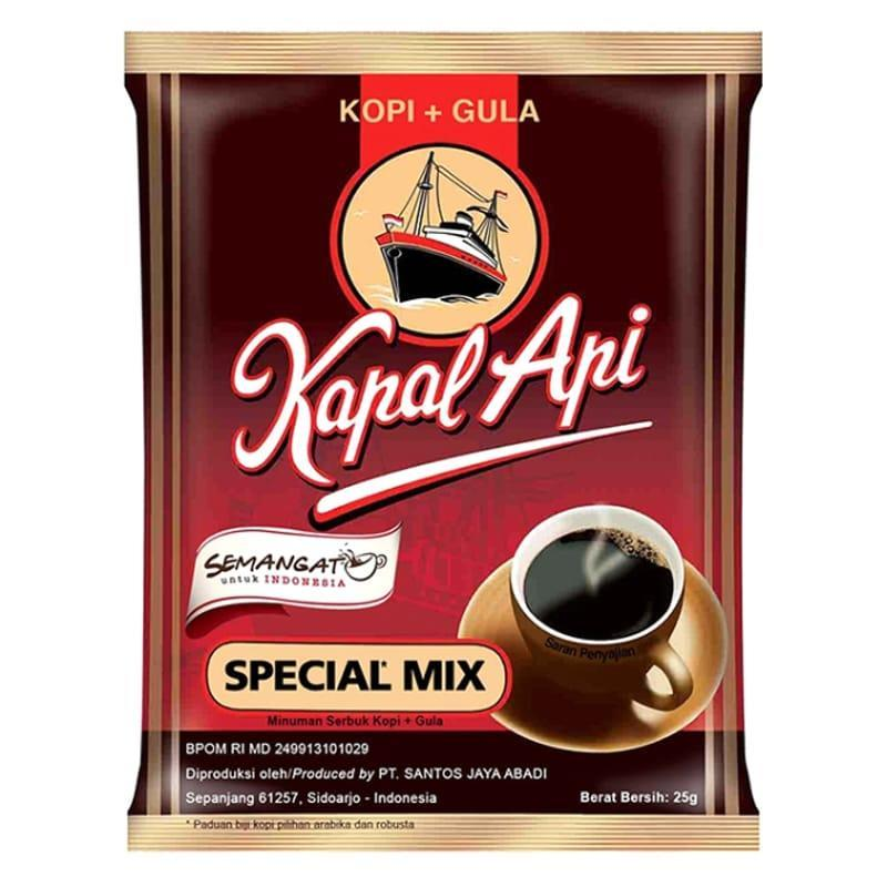 Kapal Api Special Mix Bag 20x25g