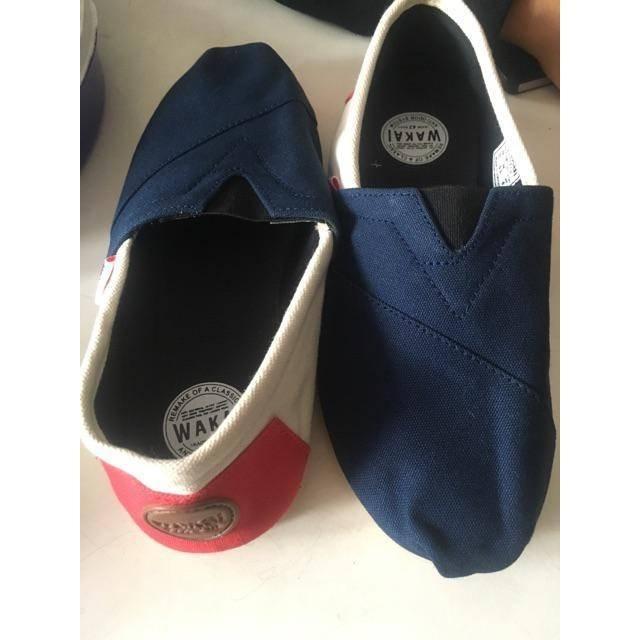 Sepatu santai pria/wanita keren jaman NOW zelfan shop