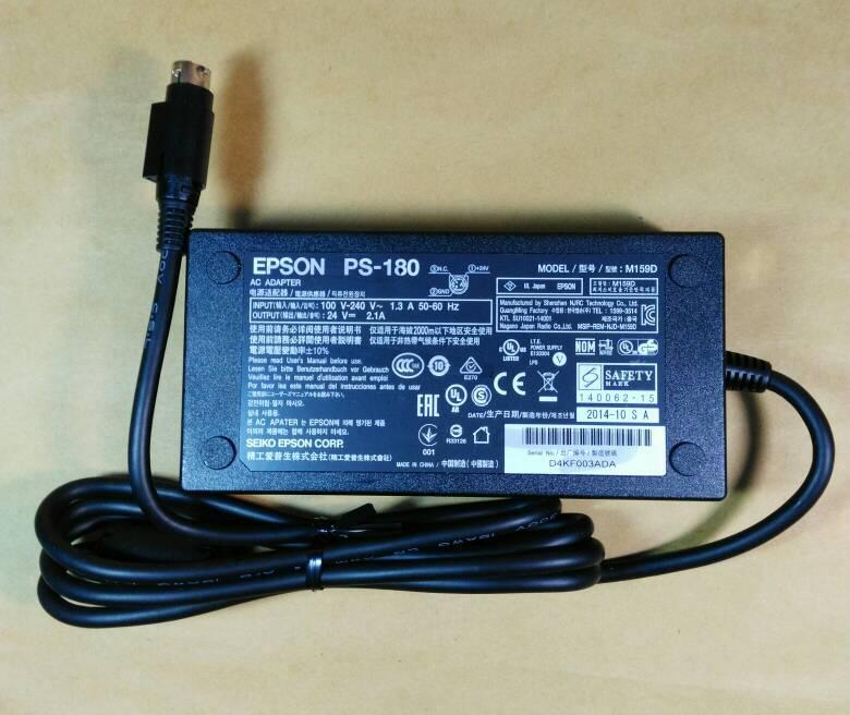 Adaptor Printer Kasir Epson 24V 2A
