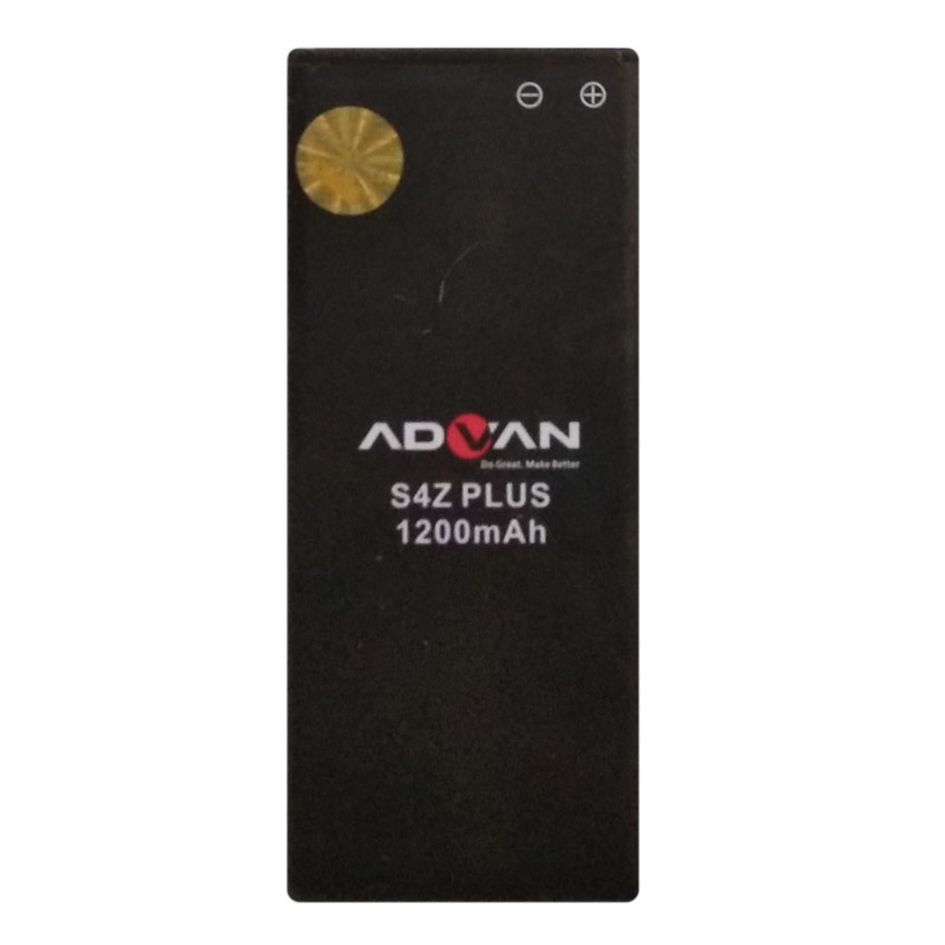 Advan Original Battery - Baterai Original Advan S4Z Plus - 1200 mAh