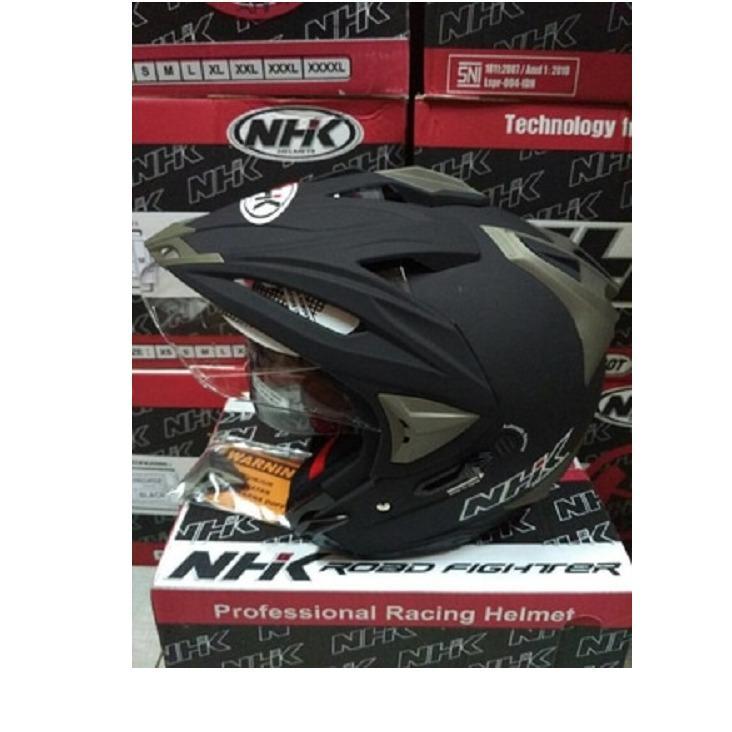 Helm Bagus Solid 2 Visor