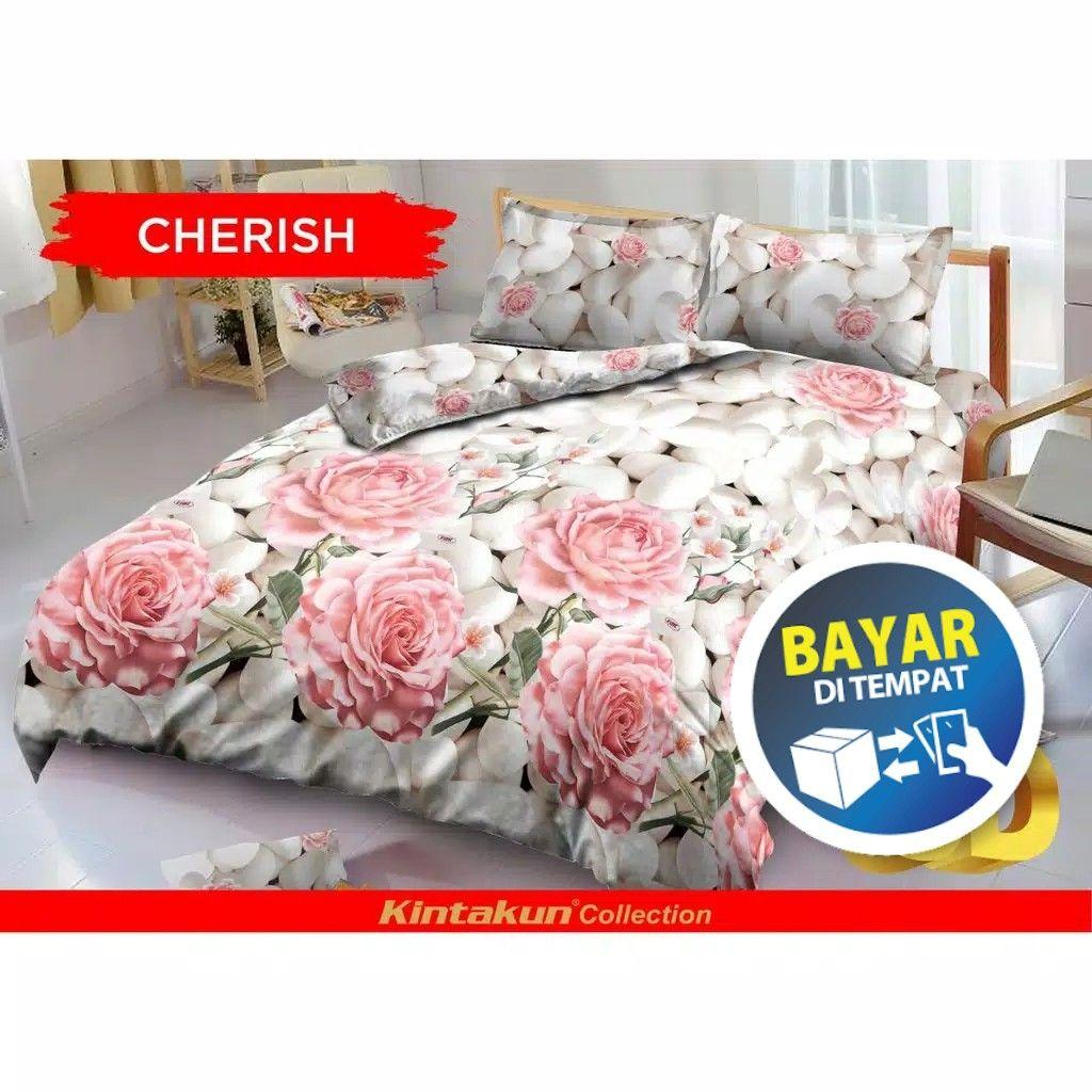Buy Sell Cheapest Sprei Kintakun 180 Best Quality Product Deals Dluxe X 200 B2 King Havana Deluxe Cherish Niiya Collection