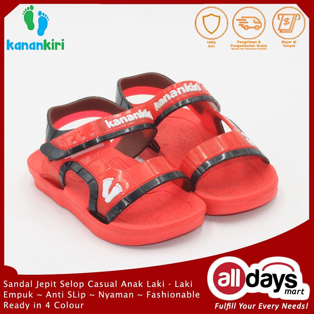 The Cheapest Price Kanan Kiri Sandal Selop Anak Laki K 38 Porto 1006 T Size 20 24 5002 Red 29