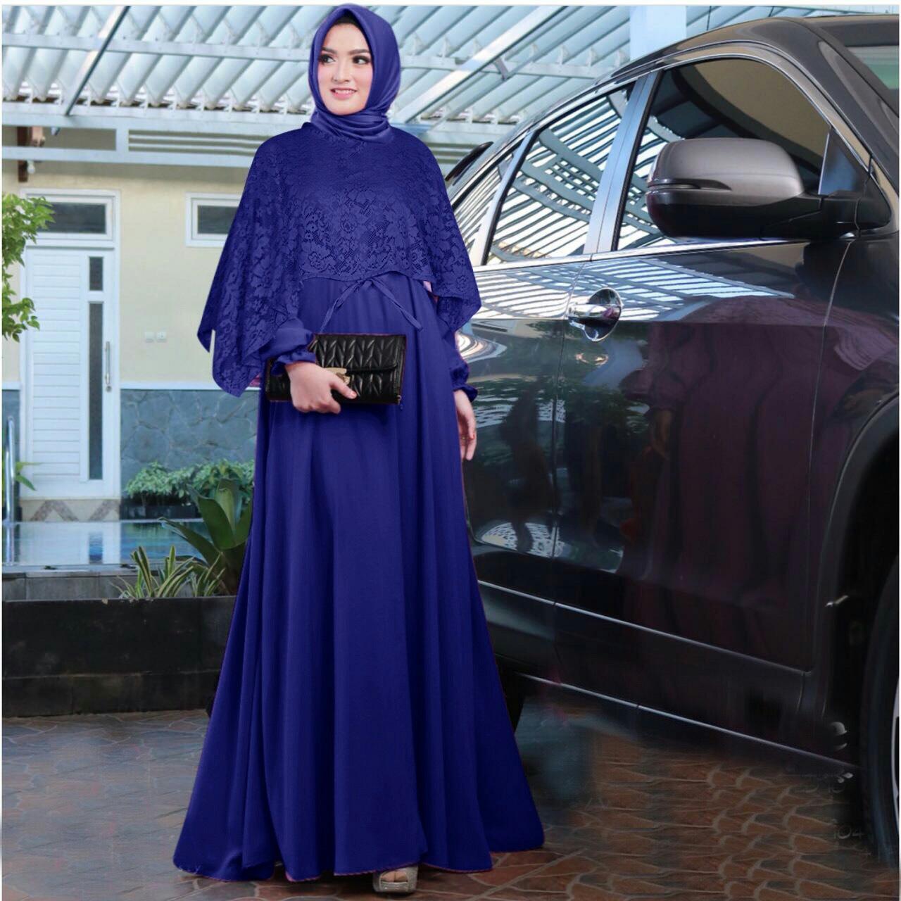 Liliana Baju Gamis Fashion    Terbaru Wanita