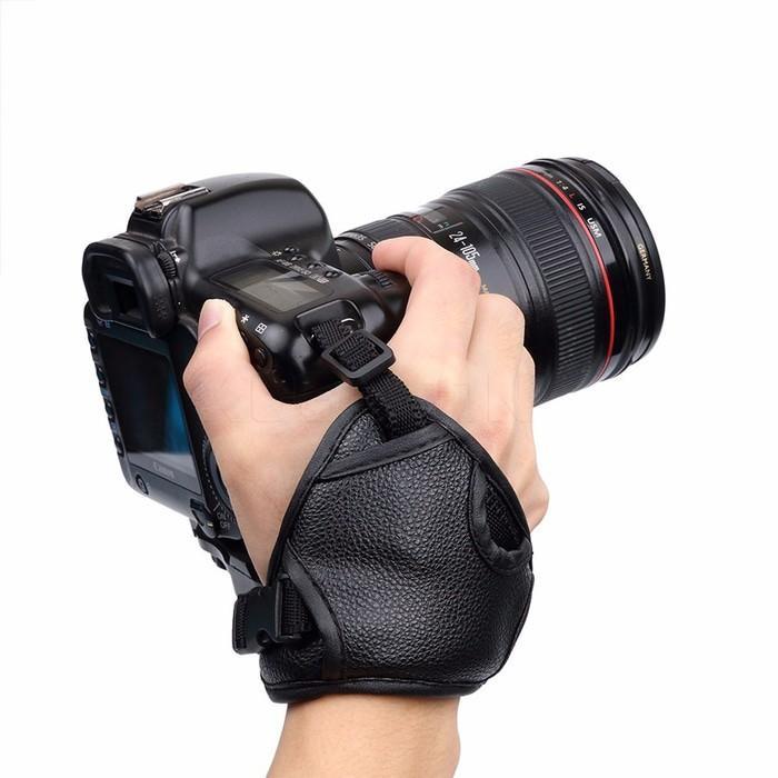 Universal Camera Strap Wrist Hand Strap Grip Canon / Nikon / Sony Dll - Ijfsex