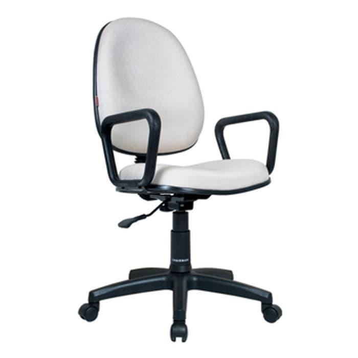 Promo  kursi kantor staff chairman dengan tangan murah  Original
