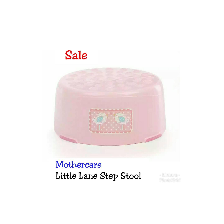 Mothercare Little Lane Step Stool Kursi Bayi