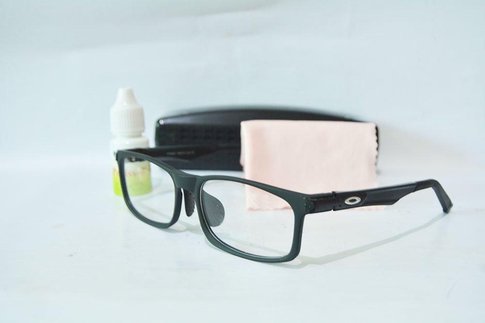 Frame Kacamata Sport Classy 0403 Kacamata minus / plus / silinder Kacamata Baca untuk pria dan wanita LENSA ANTI RADIASI