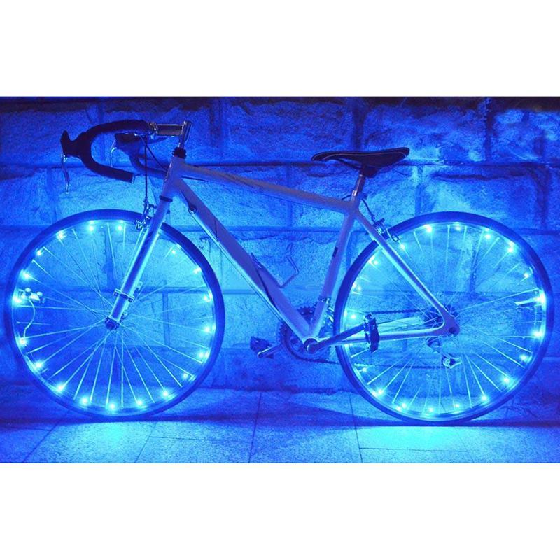 Neon Mtb Rim Stiker Reflektif Roda Sepeda Bersepeda Strip 6warnd ... - Promo Serbet