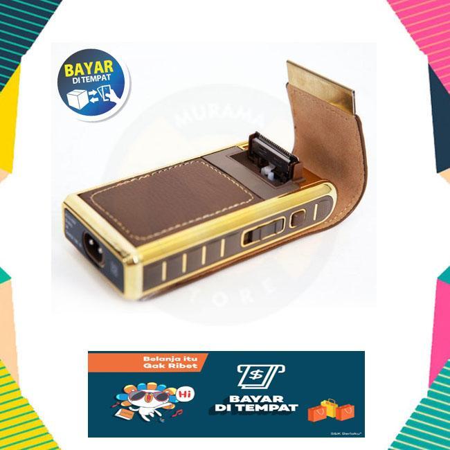 Electric Portable Shaver Boteng Pencukur Kumis Dan Jenggot Pria 100ac163c9