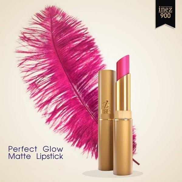 Inez Perfect Glow Matte Lipstick