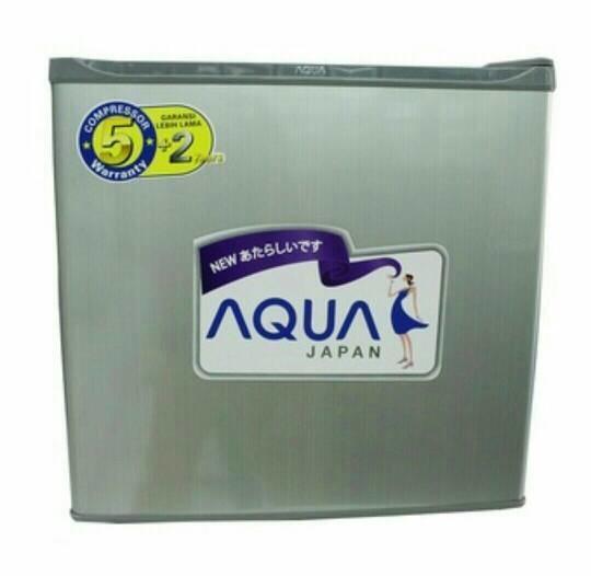 Kulkas Portable Aqua Sanyo AQR D50F - a