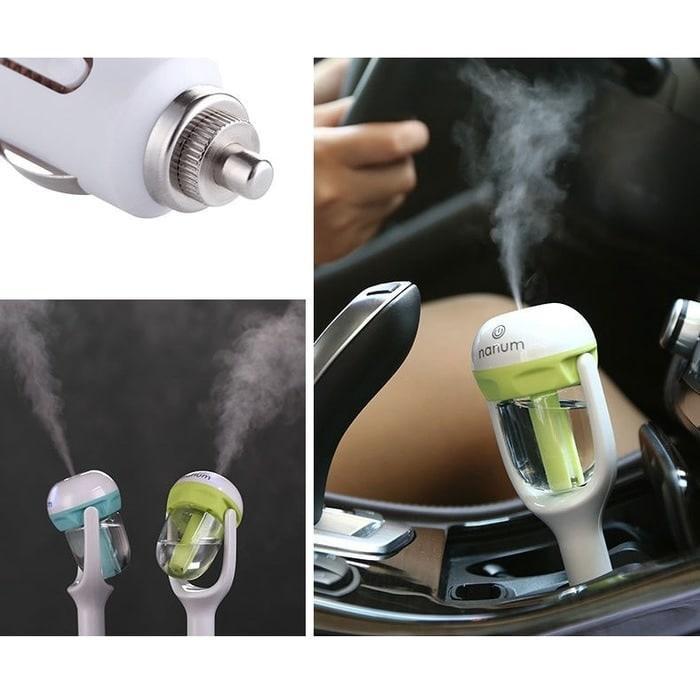 Harga pengharum parfum mobil car vehicle usb aromatherapy | HARGALOKA.COM