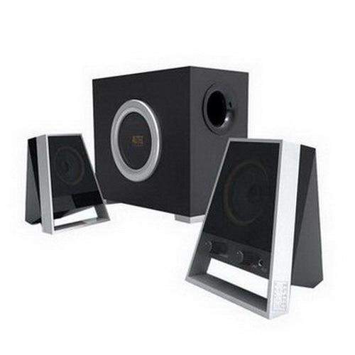 New Promo New Altec Lansing VS2621 2.1 Multimedia Speaker System