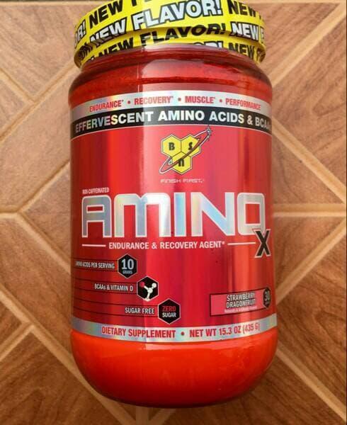 bsn aminox amino x bcaa suplement fitnes surabaya