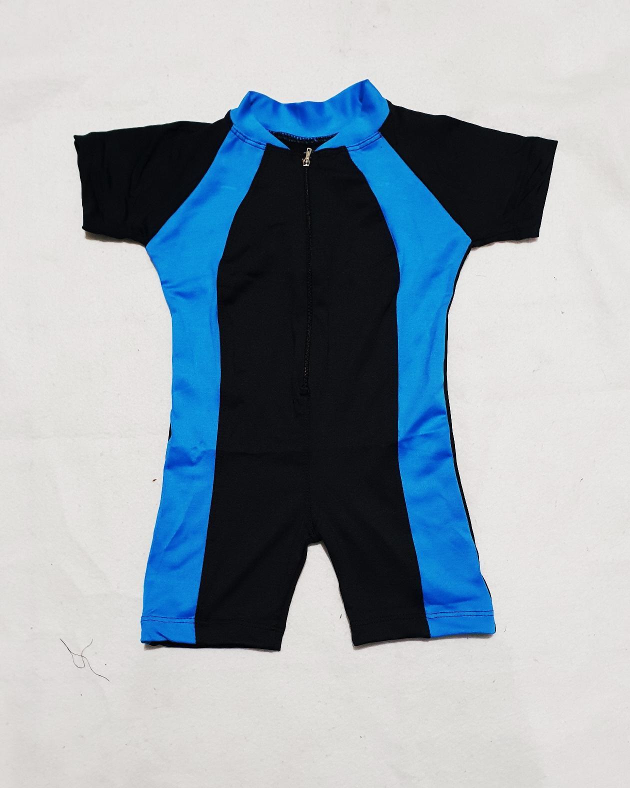 baju renang bayi / anak pendek 1-2 tahun