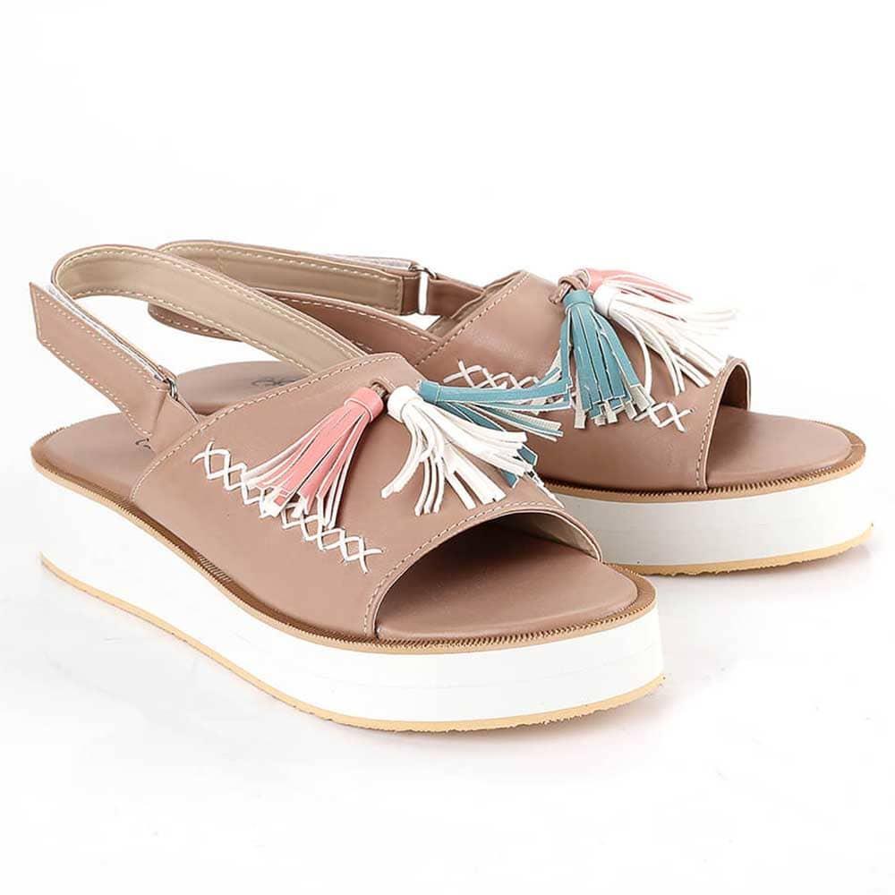 Buy Sell Cheapest Wedges Spon Moka Best Quality Product Deals Sepatu Wanita Moca Tali Sandal Sendal Cewek Cewe Warna Ldi 999 By Snwnp