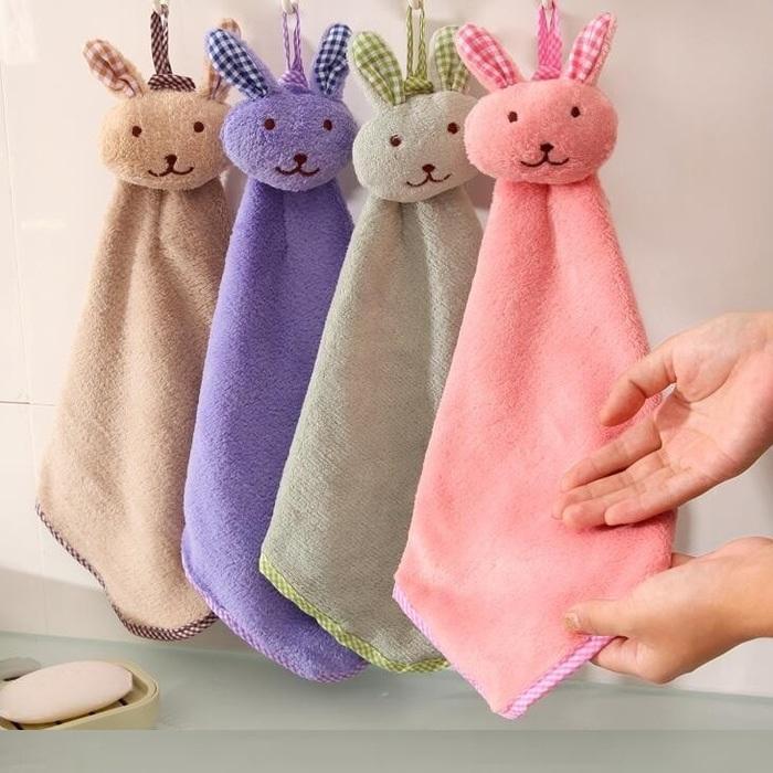 Lap Tangan Gantung - Hand Towel Karakter-Random