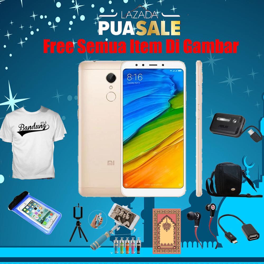 Xiaomi Redmi 5 3/32GB Promo Ramadhan Garansi Resmi Tam