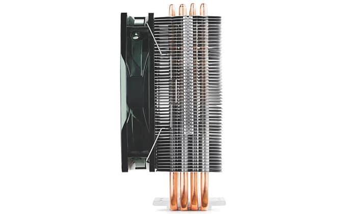 PROMO Deepcool CPU Cooler GAMMAXX 400 heatsink fan processor DP-MCH4-GMX400 TERBARU