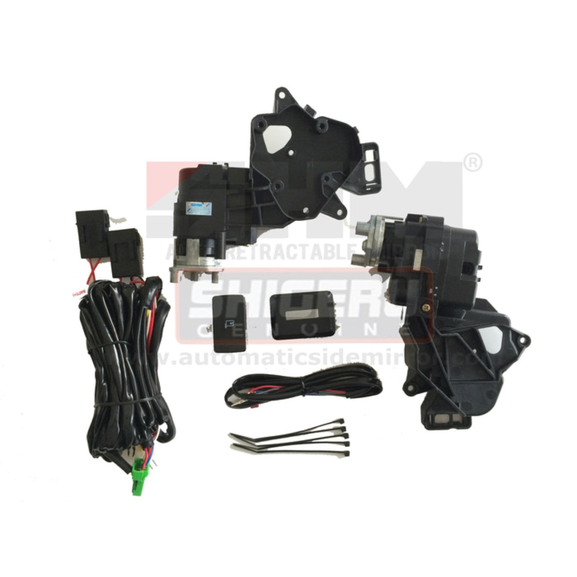 Retractable Mirror /  Retract Mirror Kit Nissan New Livina