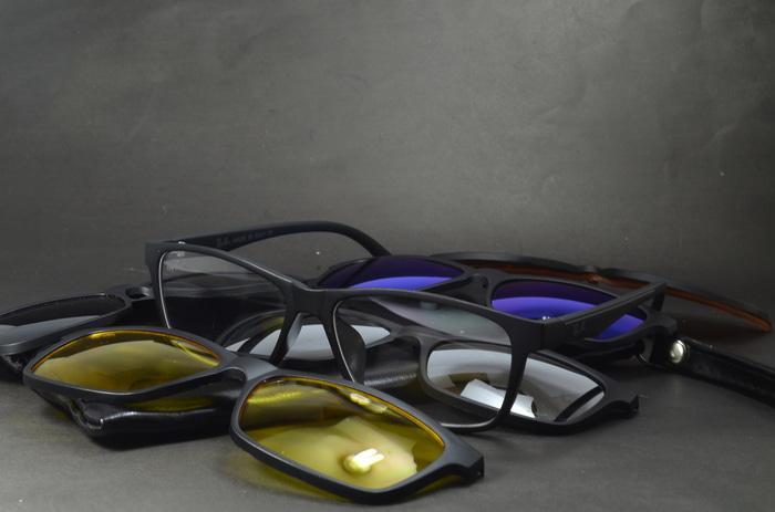 frame kacamata minus rayban 5 LENSA polarized