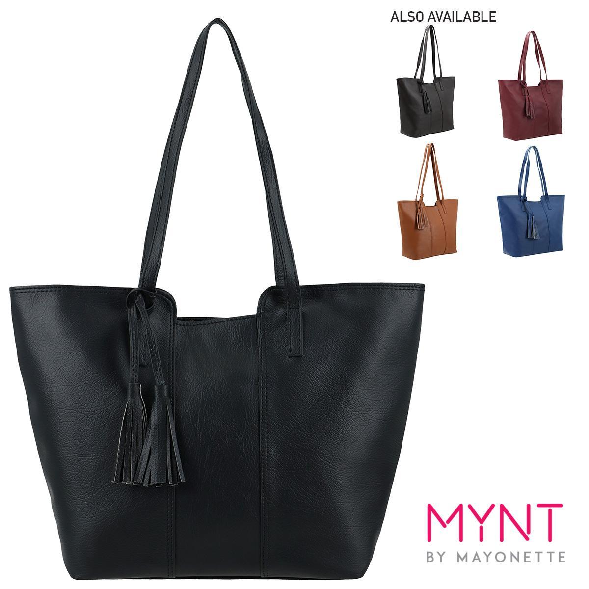 MYNT by Mayonette - Tas Bahu Wanita Korean Style Totes Best Seller Women Bags - Amanda