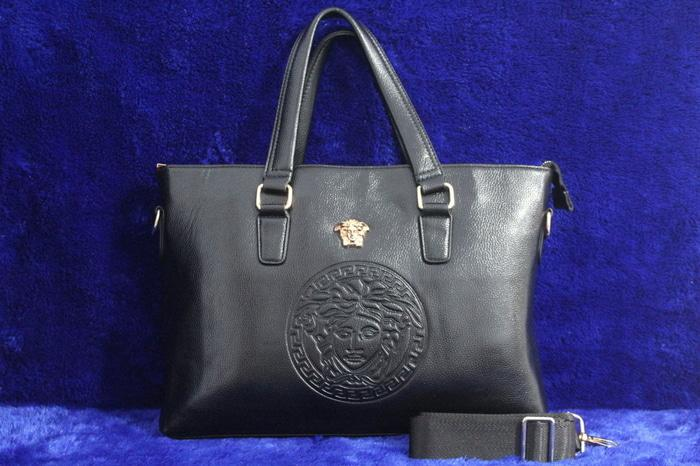 HOT PROMO!!! Tas Laptop Kulit Versace 5818-354 Super Premium Quality