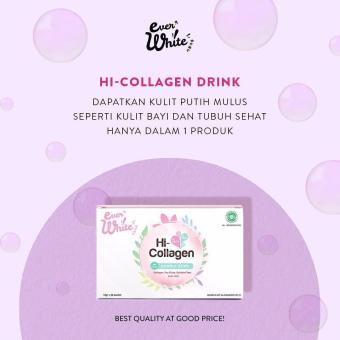 Everwhite Hi Collagen Powder Drink - Minuman Kolagen by Ever White ...