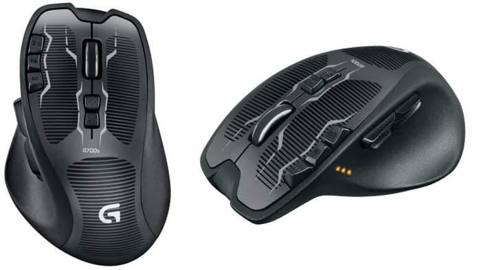 Mouse Gaming Wireless logitech G700s Wireless Gaming Mouse