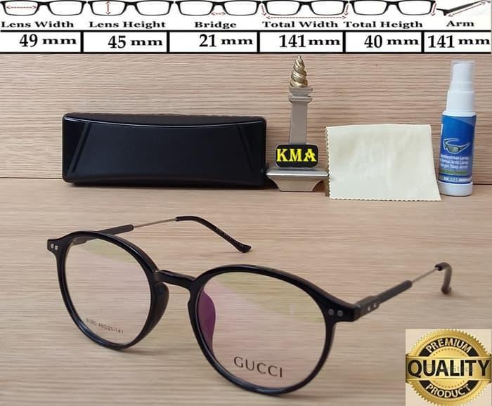 PALING LARIS frame gucci  / frame minus / kacamata minus / kacamata frame korea