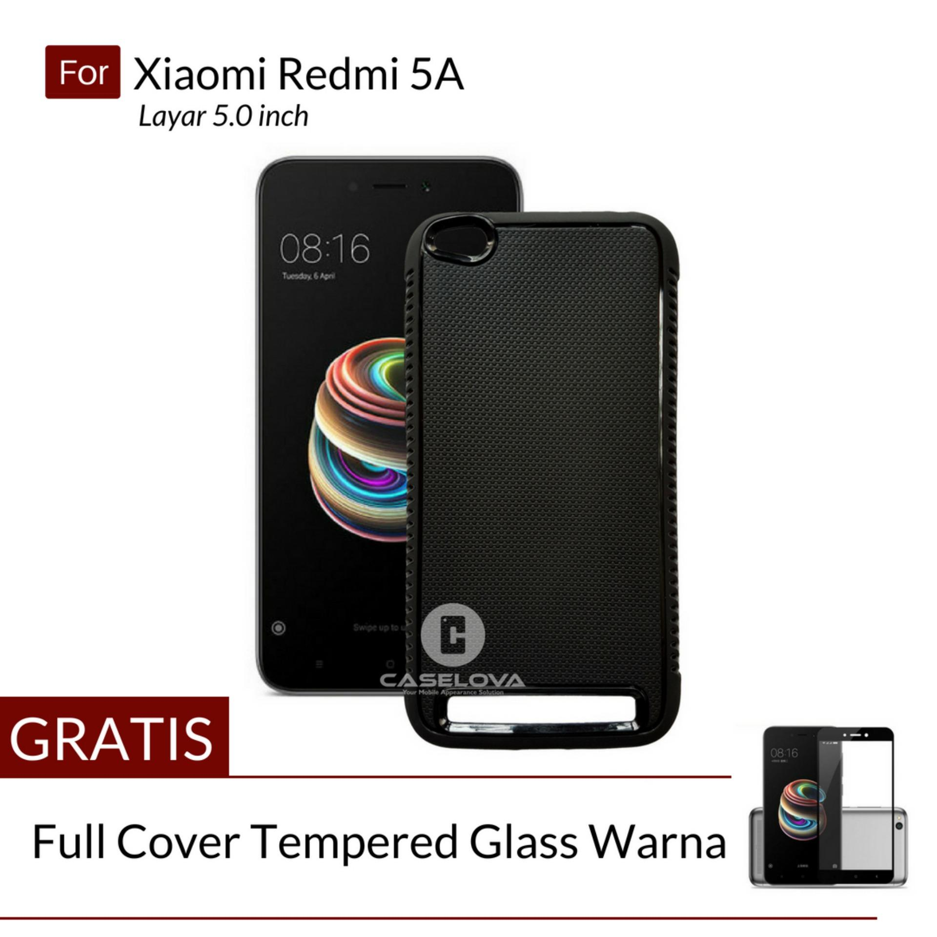 Case Tough Armor Karbon Luxury Carbon For Xiaomi Redmi 4a Black Free Myuser Tempered Glass Caselova Shatterproof Protection Tpu Anti Slip 5a Layar 50 Inch
