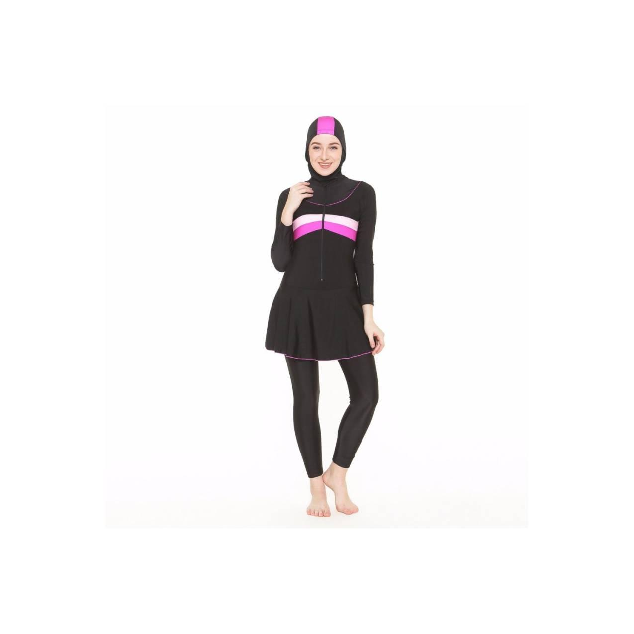 Laris Edora Sport Baju Baju Renang Muslimah Dewasa ES-ML-DW-1