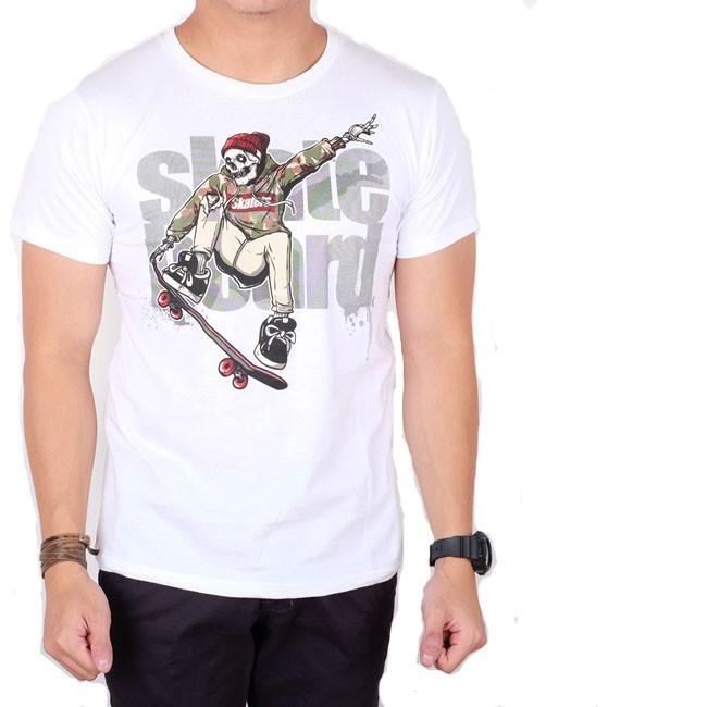 Brotherholicstore Kaos Pria Distro Pendek / Baju Distro Lengan Pendek / Baju Kaos Polos Pendek Slim