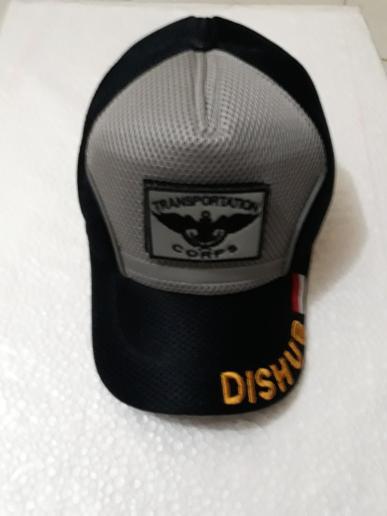 Topi lapangan Dishub - gdWaq6