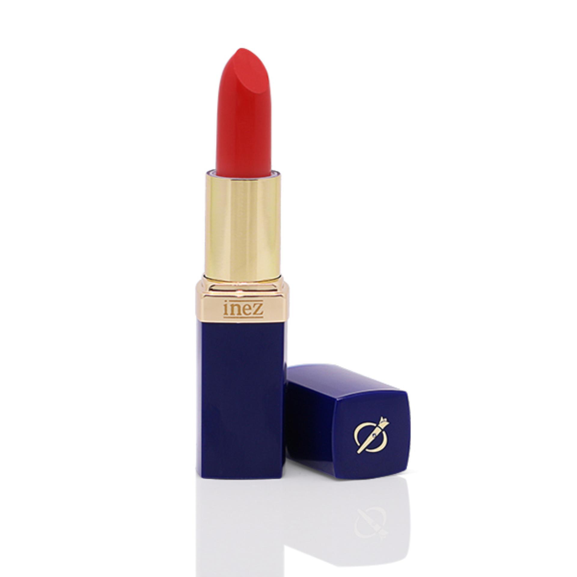 Inez Colour Contour Plus Lipstick - True Red
