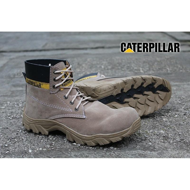 Sepatu Caterpillar Diesel Safety Boots ORIGINAL High Quality GARANSI 1 BULAN