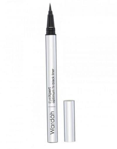Promo - Wardah Eyeliner EyeXpert Optimum Hi-Black Liner Hitam Waterproof