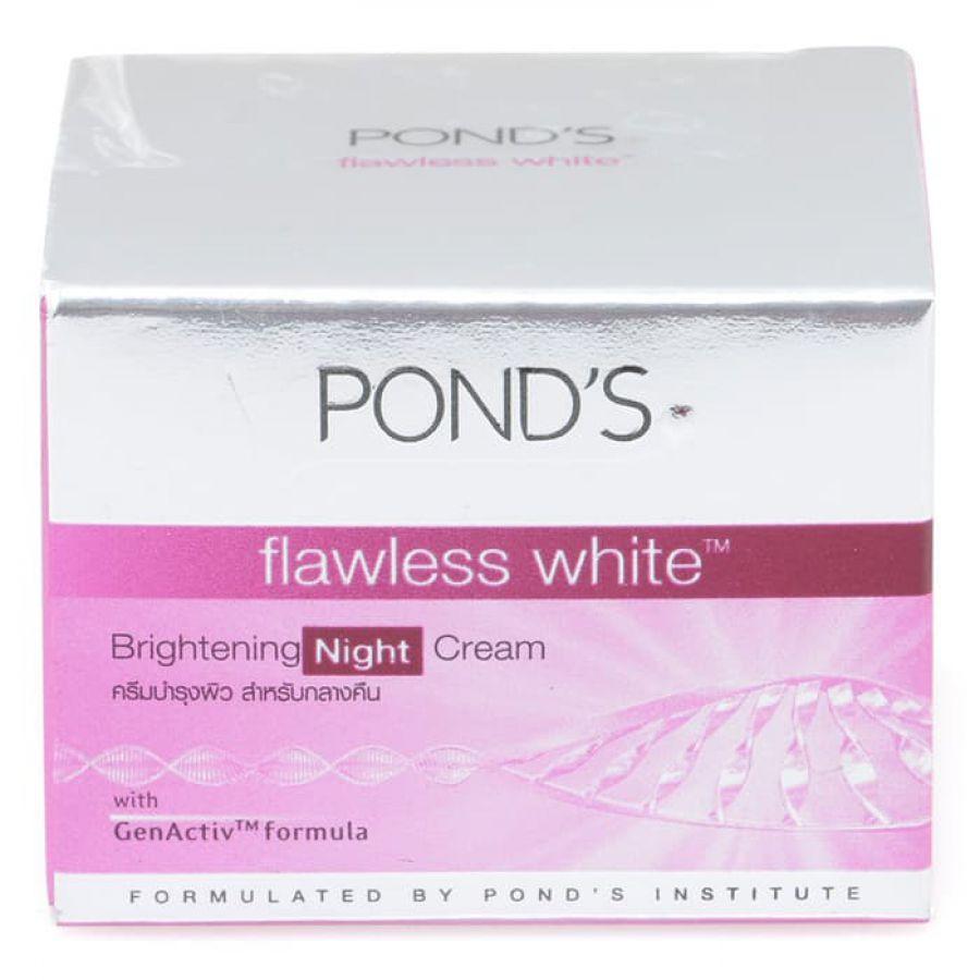 Harga Pelembab Ponds Flawless White Termurah 2018 Cekharga Ultra Luminous Serum 30ml Wajah Indah Berseri Night Cream 10gr
