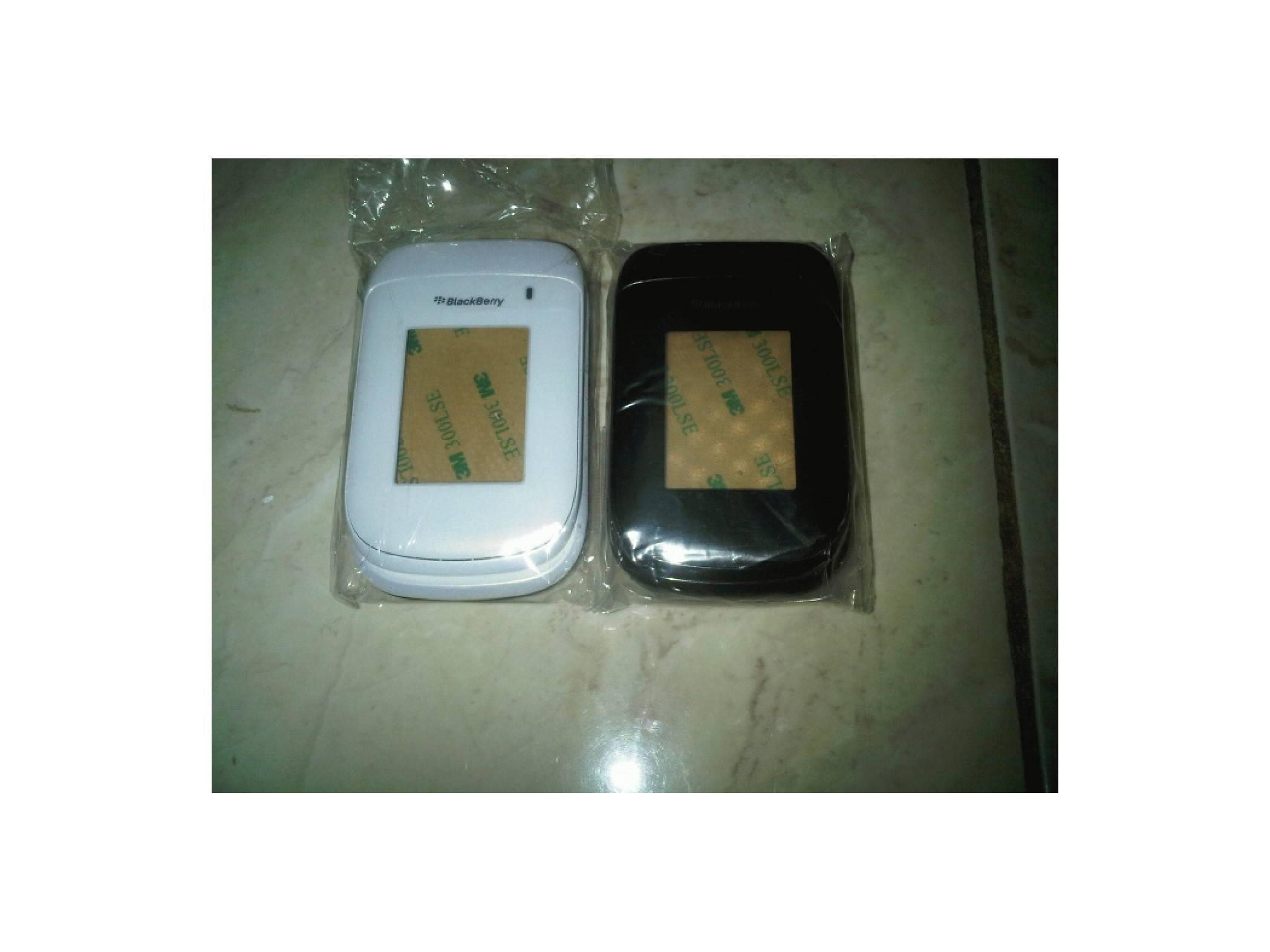 casing blackberry style 9670 full set Original