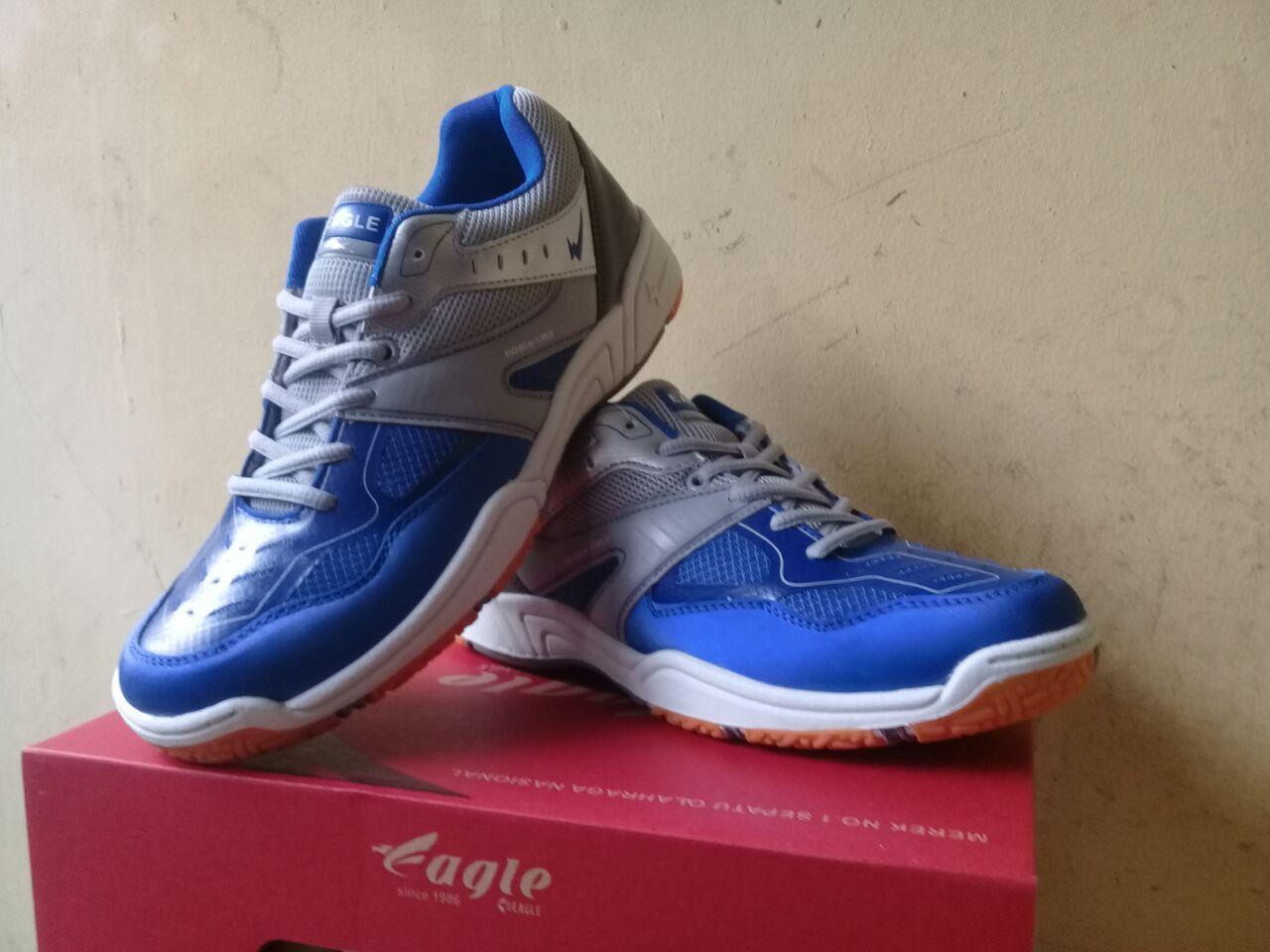 Jual Sepatu Eagle Murah Garansi Dan Berkualitas Id Store Jasmine Running Wanita Blue Citroen 41 Badminton Sparrowidr249900 Rp 249900