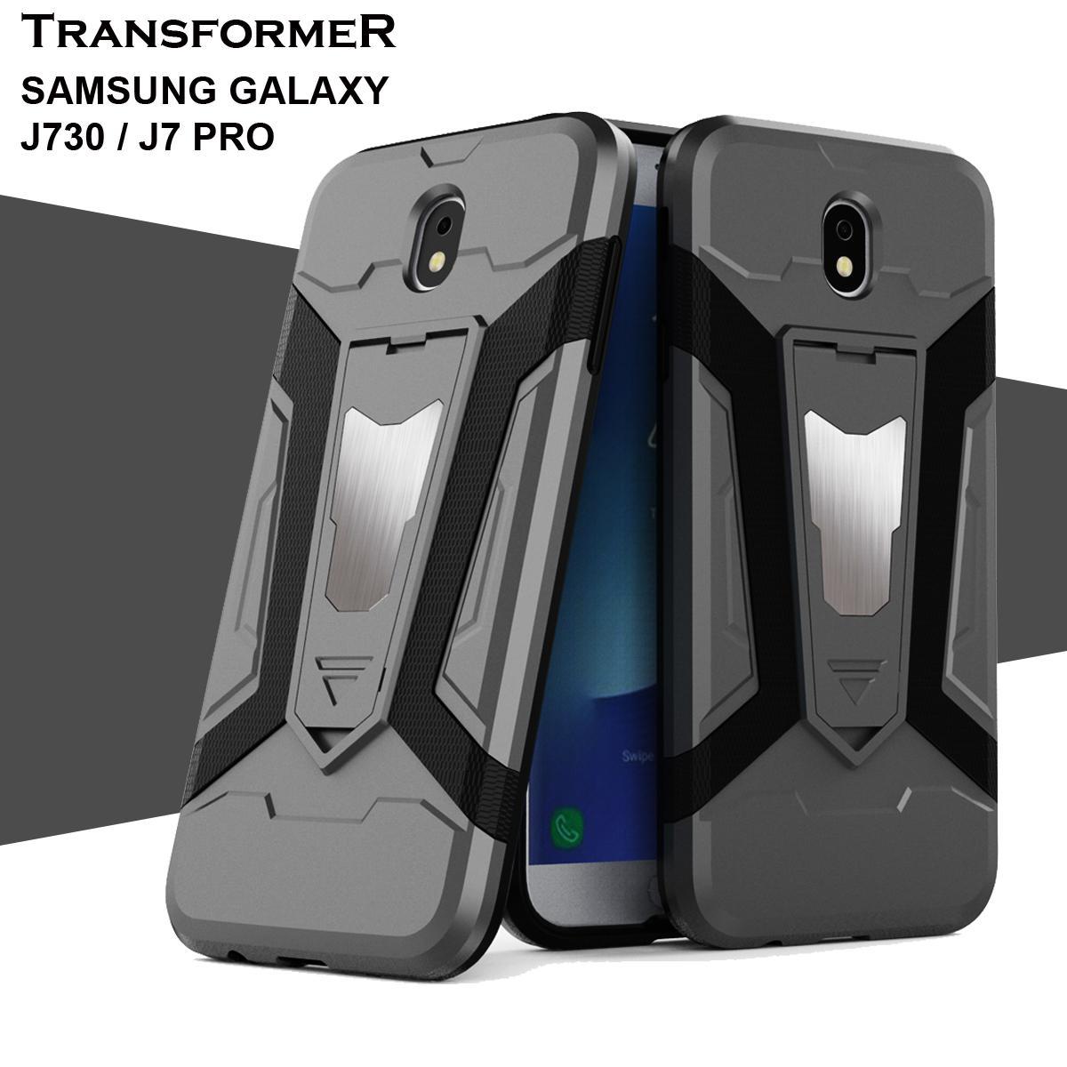 Case Iron Man for Samsung Galaxy J7 Pro / J730 / SAMSUNG J7 PRO Robot Transformer