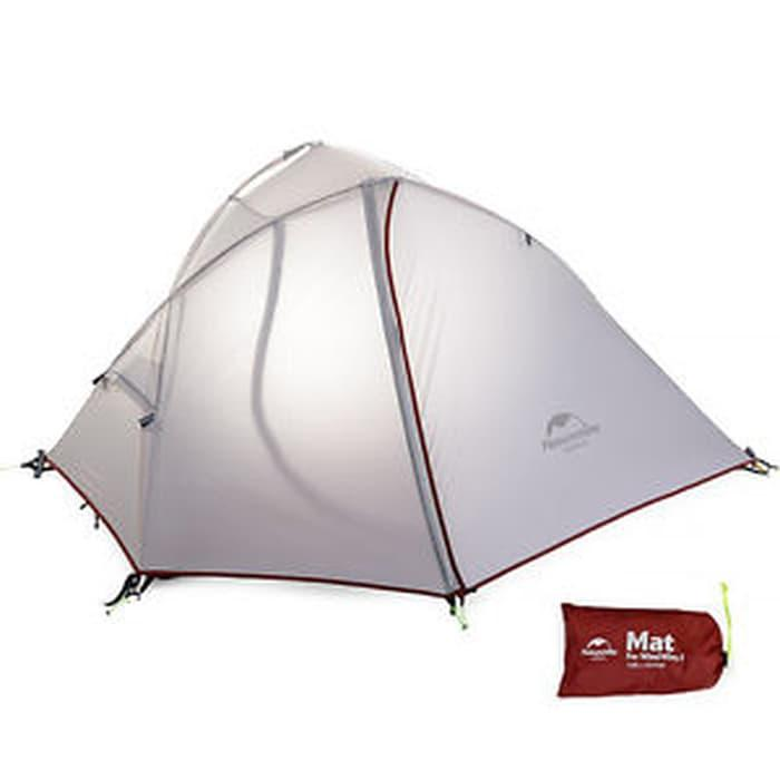 Best Seller!! Tenda - Naturehike 3 Season Camping Tent Double Layer Dome Tent Waterp - ready stock
