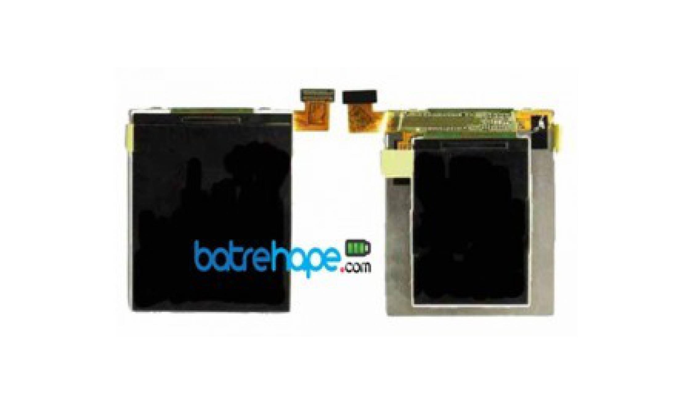 LCD BLackberry BB 9670 Style Depan Display Original