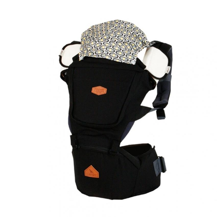 i-angel Hipseat Carrier BIG SIZE Black