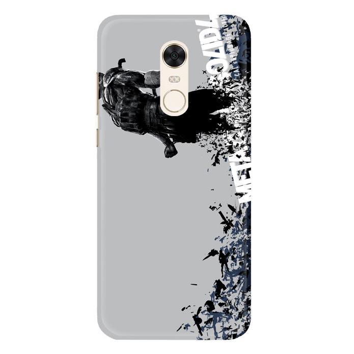 Casing Hardcase Xiaomi Redmi 5  Motif Metal Gear Solid Z0035