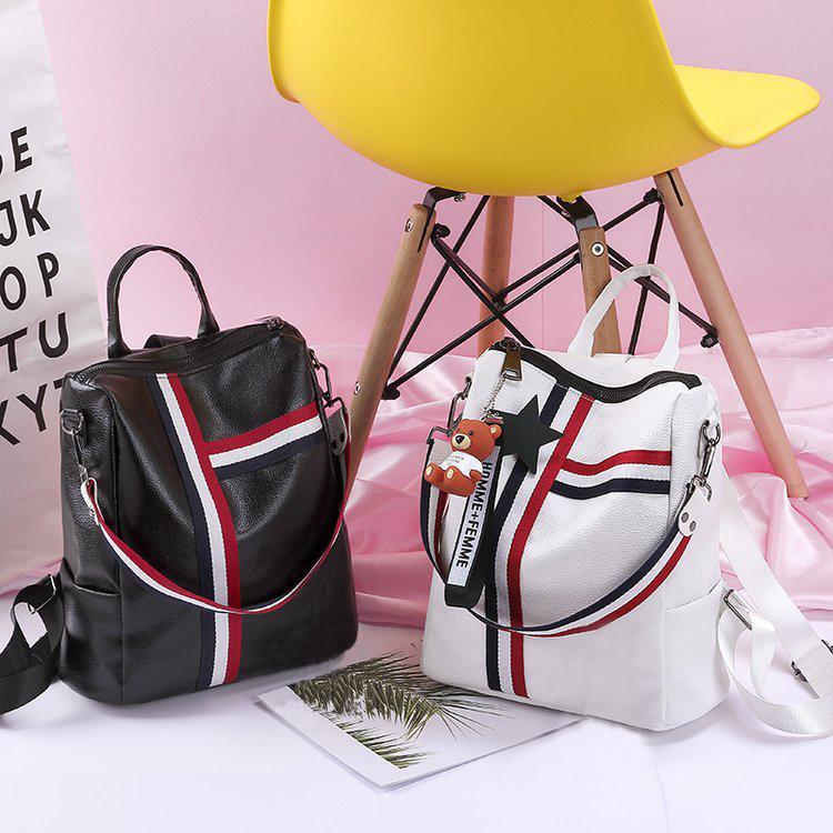 Fashion Backpack France Tas Ransel Fashion Wanita Atdiva